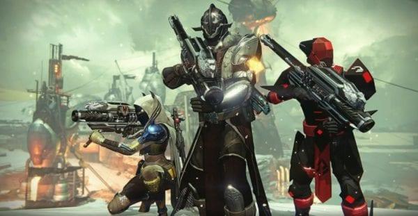 destiny, rise of iron, iron gjallarhorn
