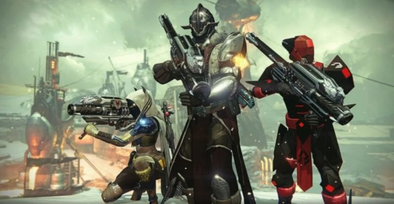 destiny rise of iron new gear