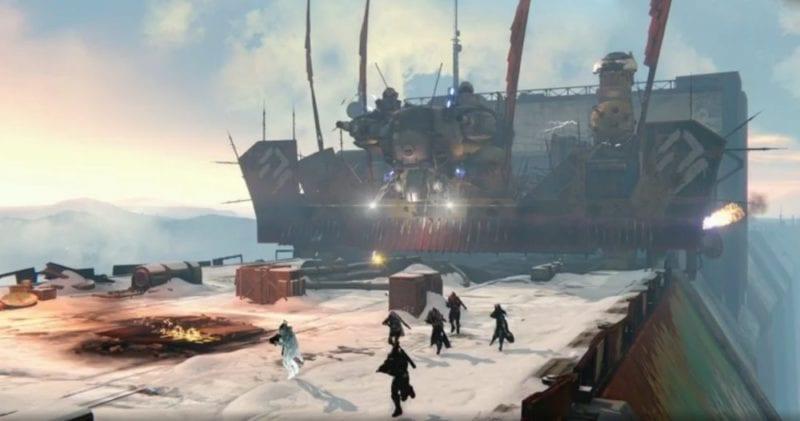 destiny rise of iron raid