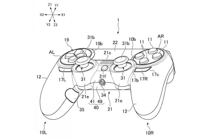 Sony DualShock 4 PlayStation 4 controller