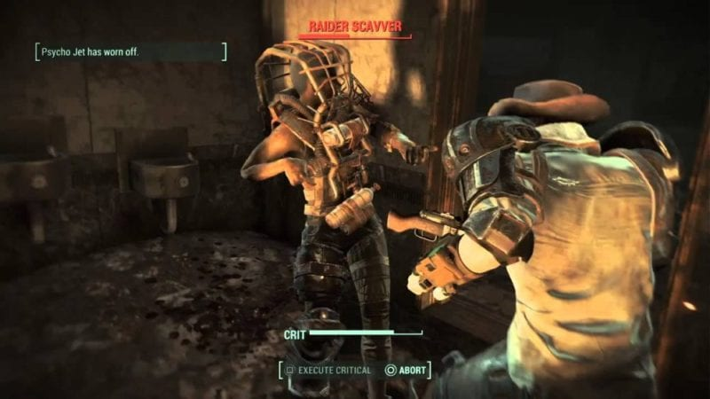 fallout 4 brutality