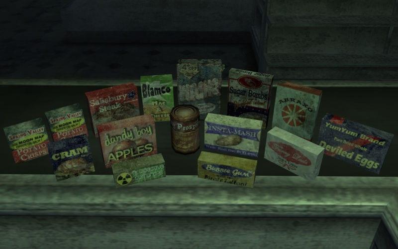 fallout 4 food