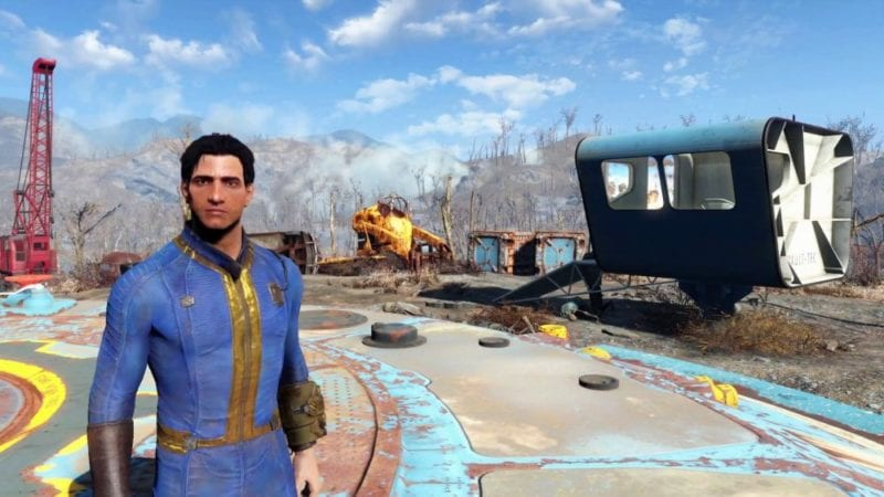 fallout 4 gameplay mods