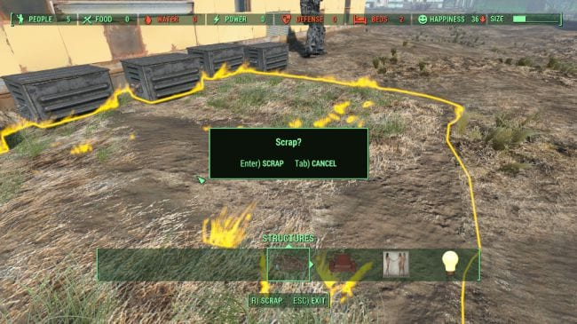 fallout 4 spring cleaning mod