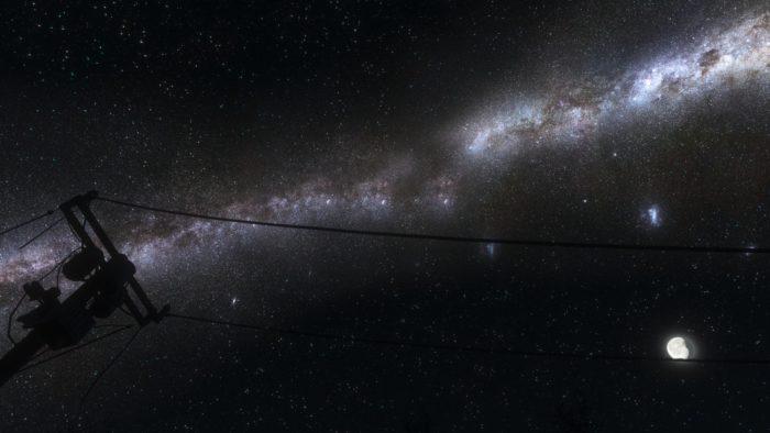 fallout 4 visible galaxy