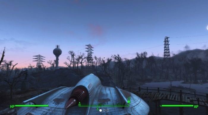 fallout ufo