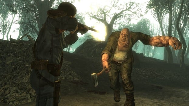 1) Point Lookout - Fallout 3