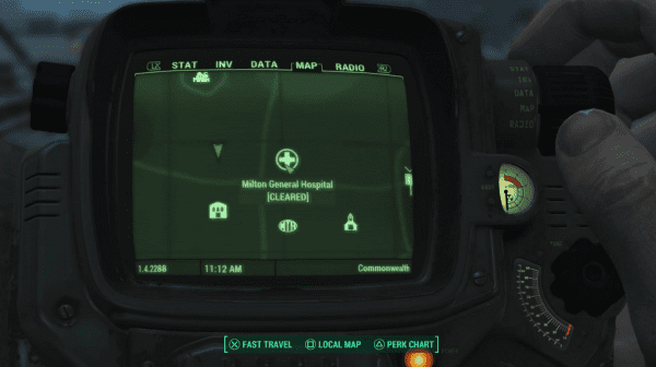 fast travel, mods, fallout 4