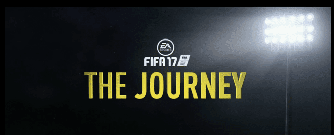 New Story Mode Called The Journey Coming to FIFA 17
