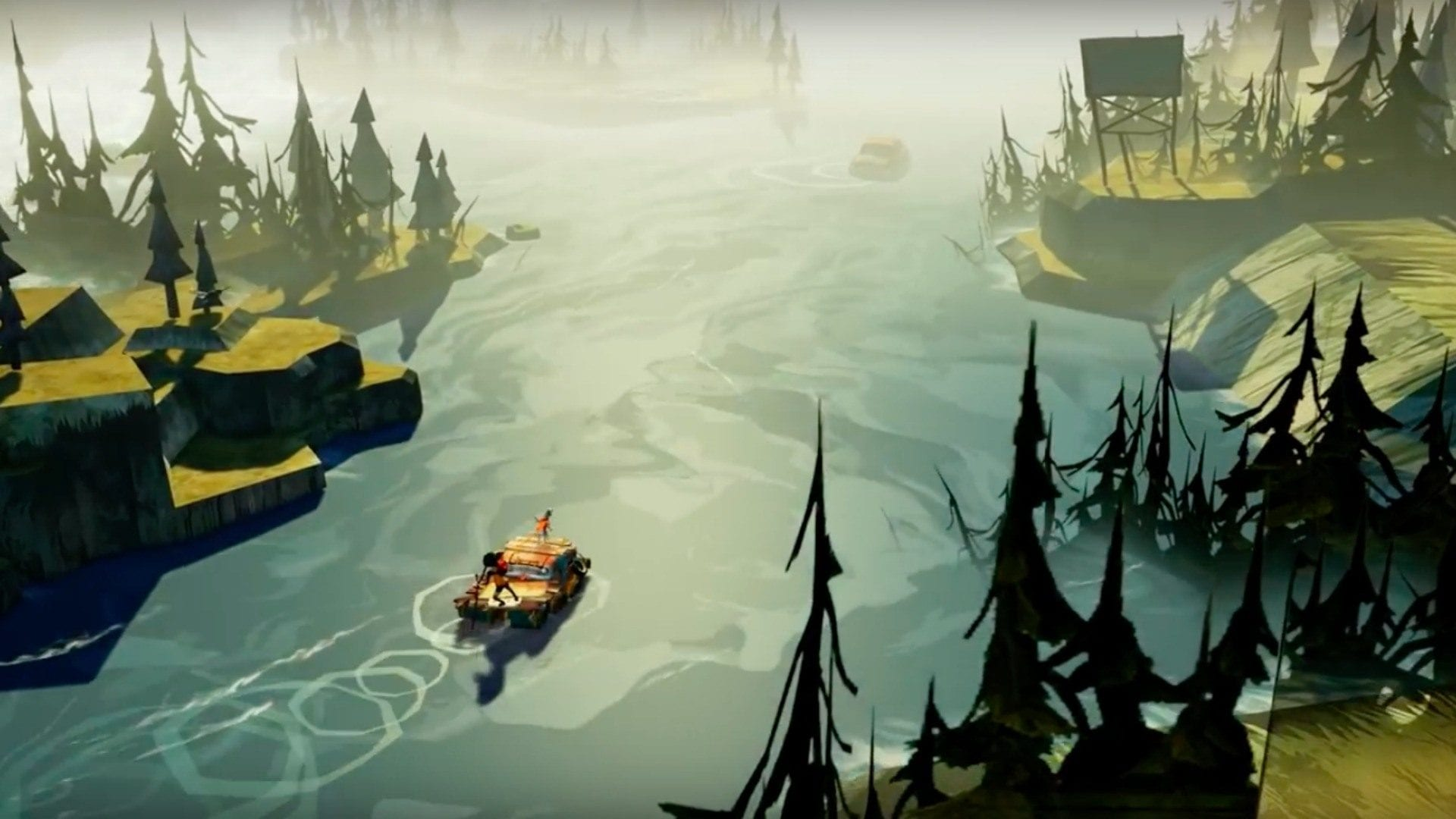 flame in the flood xbox one