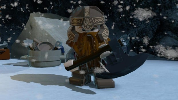 11) LEGO The Lord of the Rings