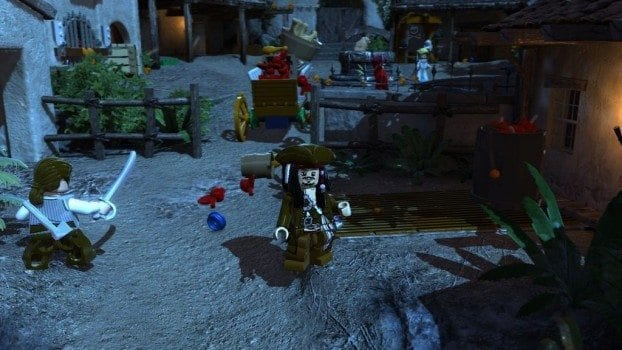 13) LEGO Pirates of the Caribbean: The Video Game