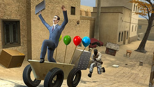Garry's Mod: How to Save Your Game World