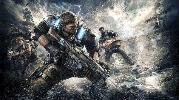 gears of war 4 exclusive
