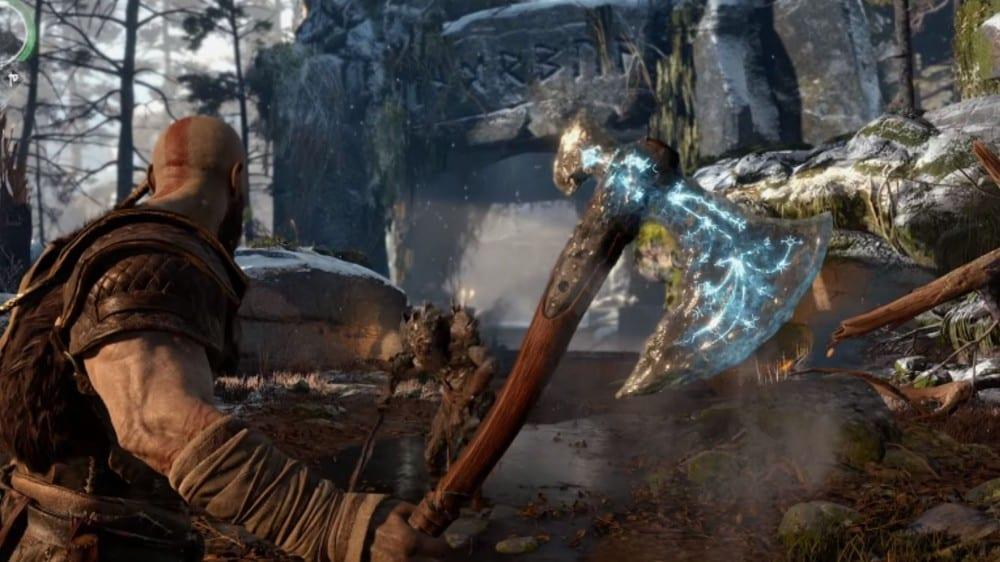 god of war norse combat