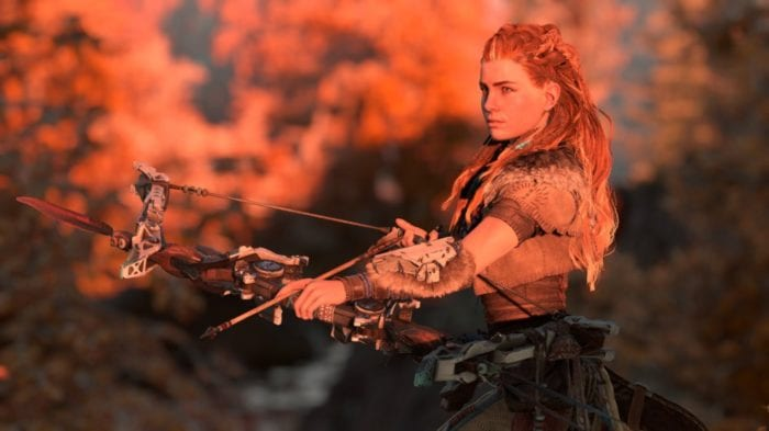 Horizon Zero Dawn preload now available, file size also revealed