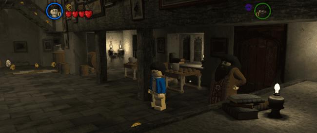 12) LEGO Harry Potter: Years 1-4