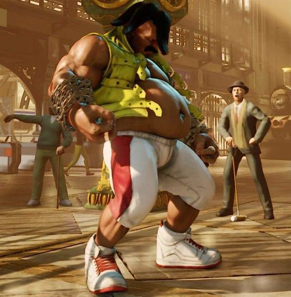 Street Fighter V, Battle Birdie