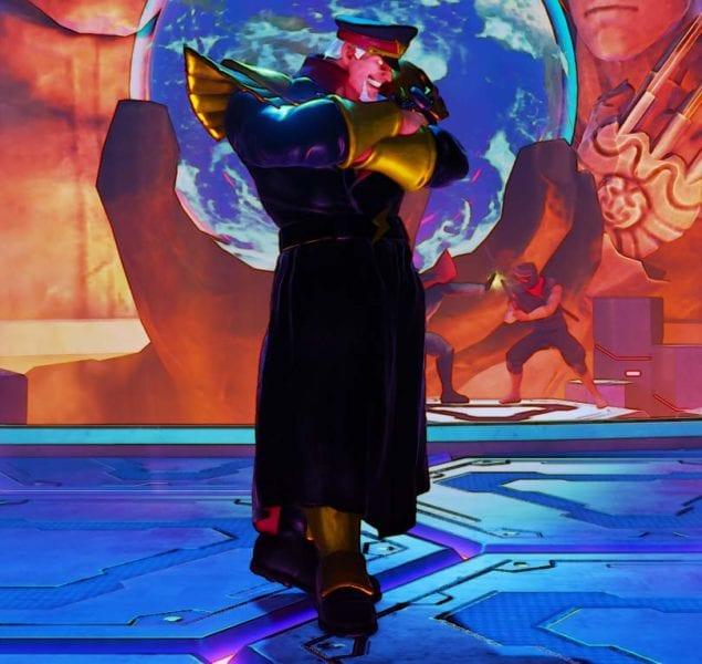 Street Fighter V, Battle Bison