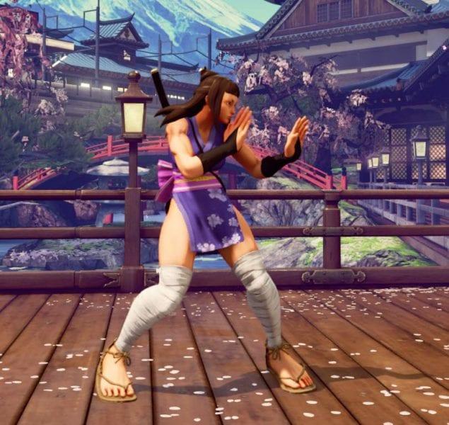 Street Fighter V, Battle Ibuki