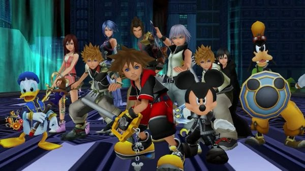 the best kingdom hearts games ranked, best kingdom hearts, series, ranking, kingdom hearts 2, kingdom hearts 3, dream drop distance