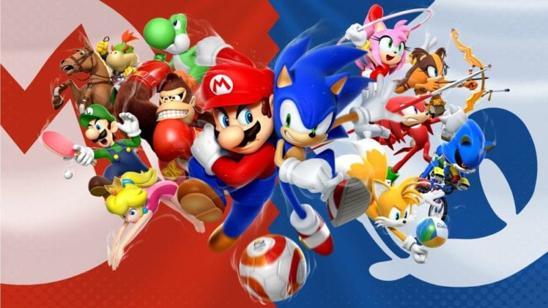 mario and sonic rio 2016, Nintendo, E3, 2016, exclusives