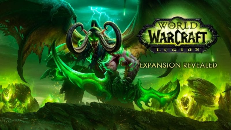 here s the official world of warcraft legion launch time