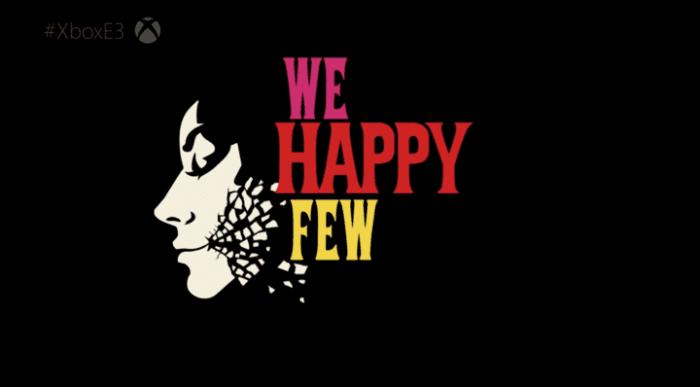 We Happy Few Logo