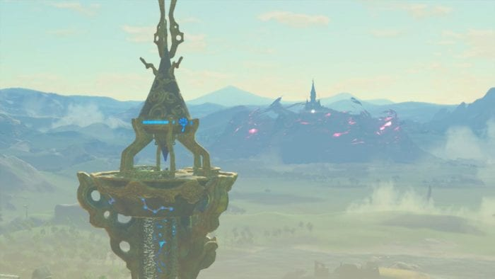 Legend of Zelda, Breath of the Wild, e3, preview, hands-on, 2016