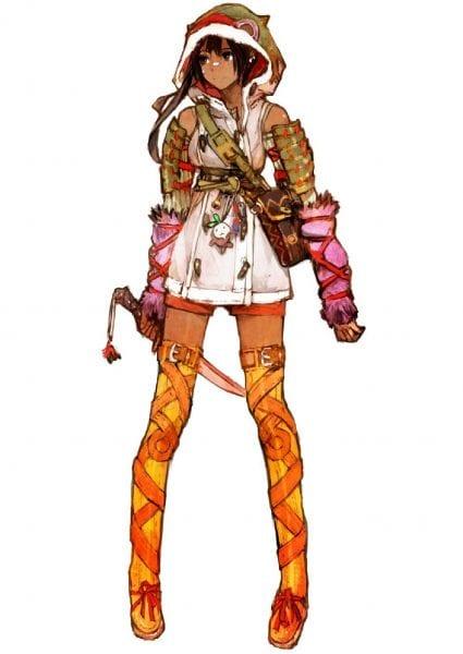 i am setsuna, characters
