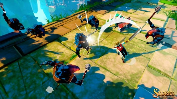 21. Stories: The Path of Destinies
