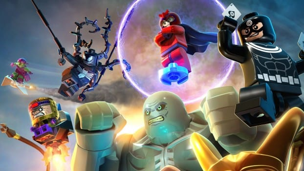 1) LEGO Marvel Super Heroes