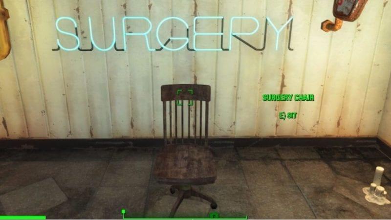 Fallout 4 plastic surgery