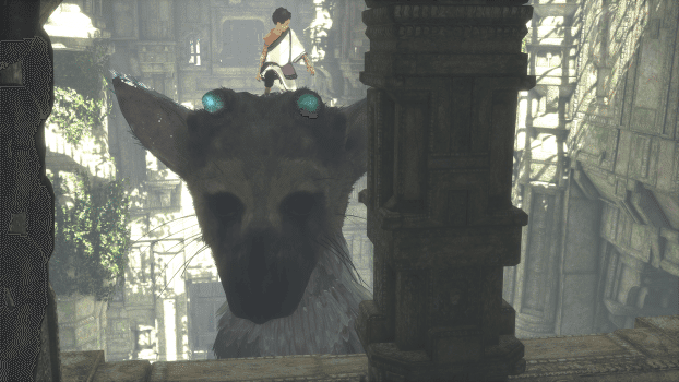 April 2011- Ueda Officially Delays The Last Guardian