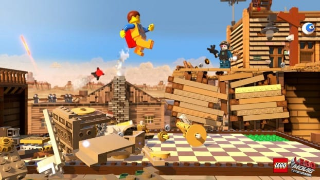 15) The LEGO Movie Videogame