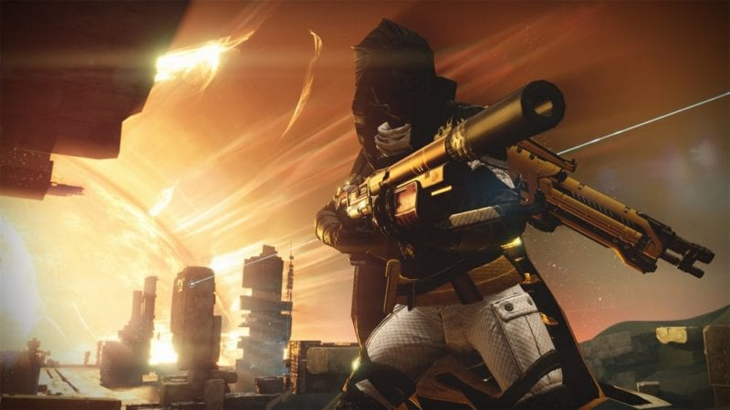 Destiny 2 expansion Curse of Osiris appears on the Microsoft Store