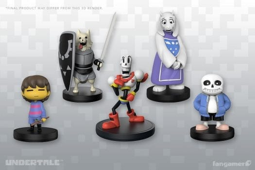 undertale figures