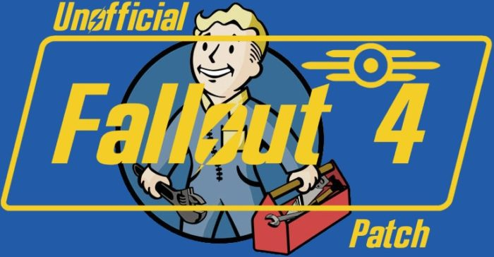 unofficial fallout 4