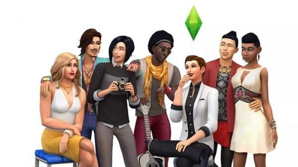 Sims 4, Maxis, EA