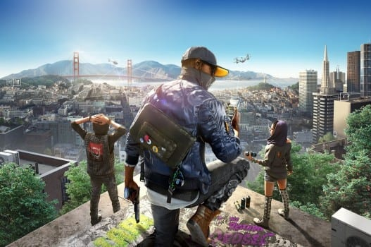 Marcus Holloway - Watch Dogs 2