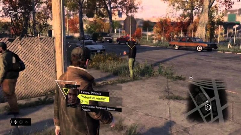 watch dogs 2,top 5,sequel,ubisoft,hacking,aiden pierce,ps4,xbox one,pc