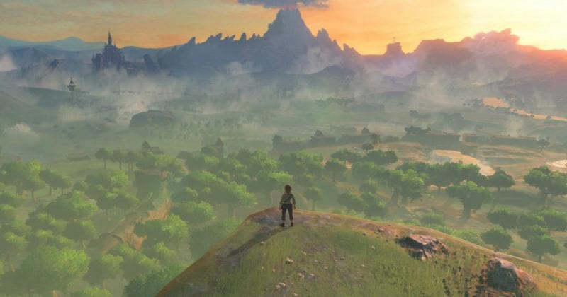Zelda, breath of the wild, e3, 2016, preview, hands on