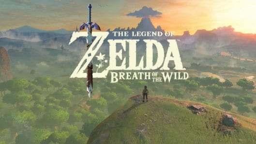 zelda, breath of the wild, nintendo