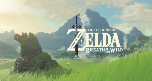 The Legend of Zelda: Breath of the Wild Trailer