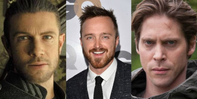 Nyx Ulric - Aaron Paul (VA), Neil Newbon (MC)