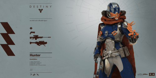 3a destiny hunter blue