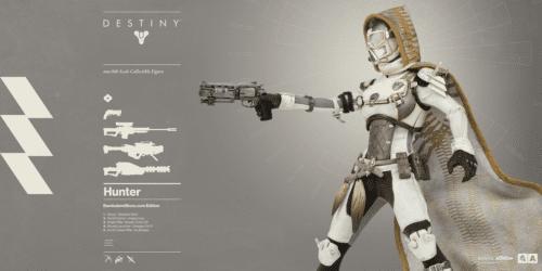 3a destiny hunter