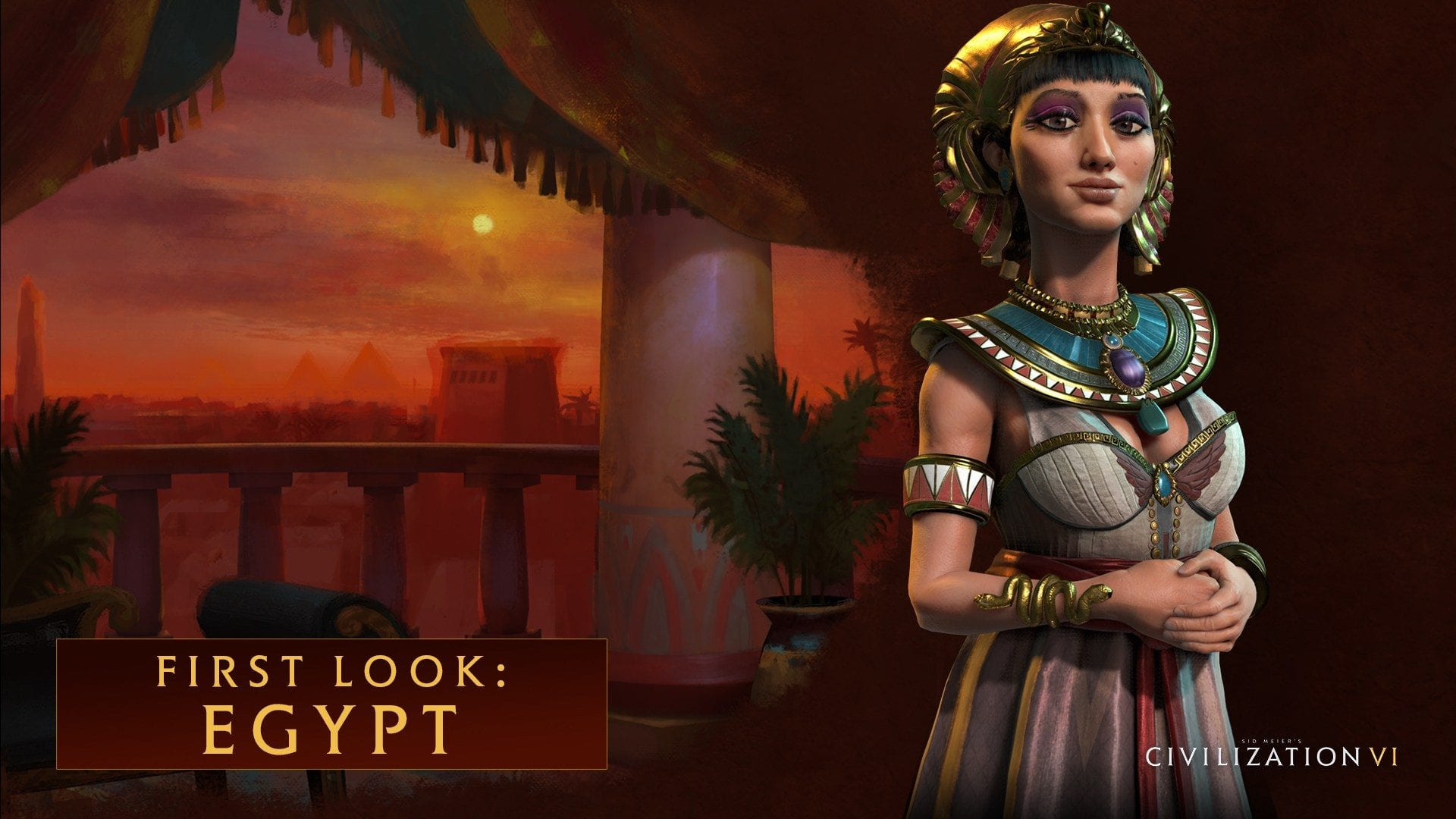 Civilization VI Cleopatra