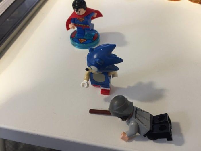 Lego Dimensions, Sonic
