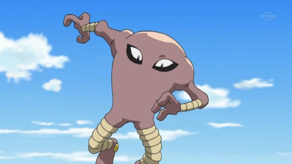 Hitmonlee Pokemon GO